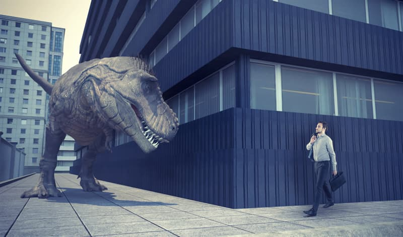 funny Story: #5 What would have happened if the dinosaurs hadn't died out?