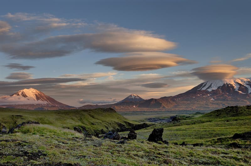 Geography Story: #6 Lenticular clouds