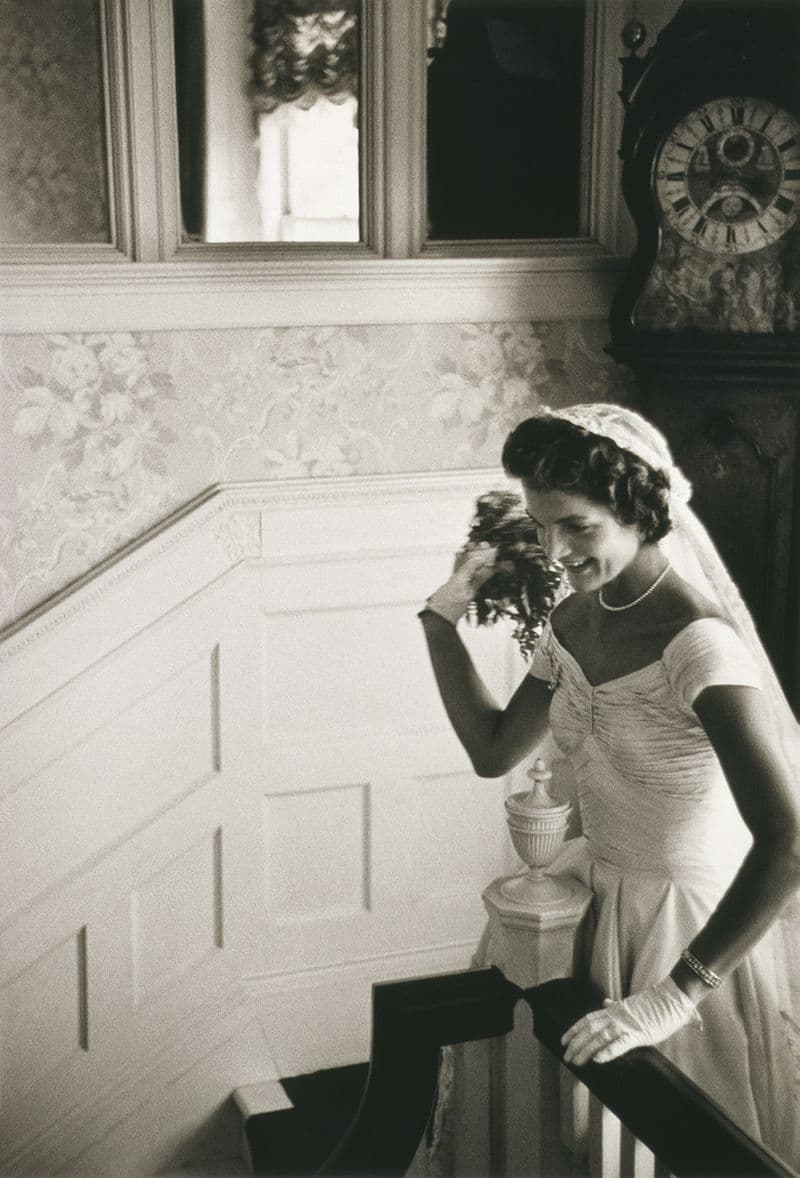 History Story: #2: Before JFK, she almost married another man!