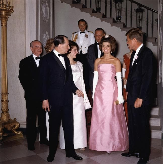 History Story: #4: Jackie first visited the White House as a tourist