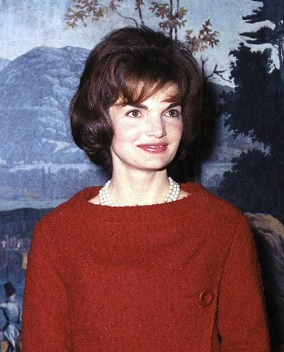 History Story: #6: Jacqueline Kennedy won an Emmy, though she wasn't a professional actress