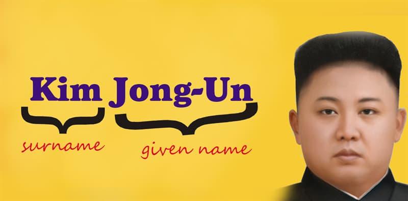 Geography Story: Kim Jong-Un