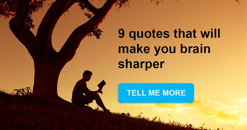 language Story: 9 quotes that will make you brain sharper