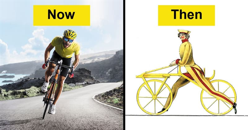 History Story: #7 Bicycle
