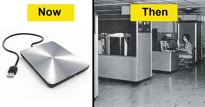 History Story: #9 Hard disk
