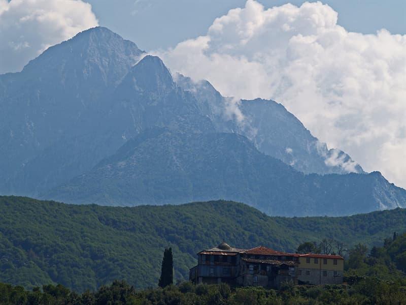 Geography Story: #3 Mount Athos, Greek Macedonia