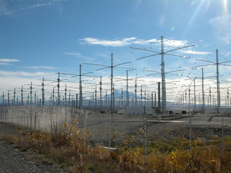 Geography Story: HAARP, USA