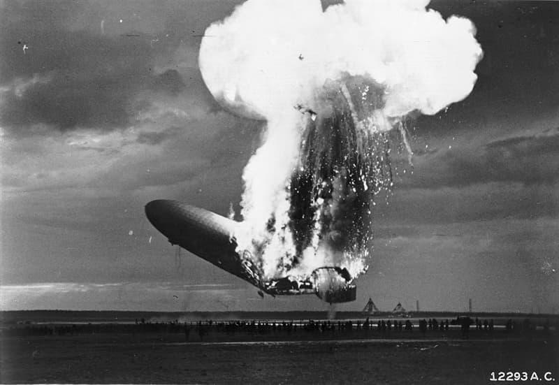 History Story: #9 The Hindenburg disaster, 1937