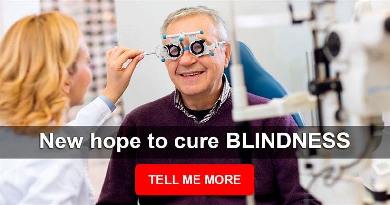 Science Story: This incredible technology will help cure blindness in the nearest future