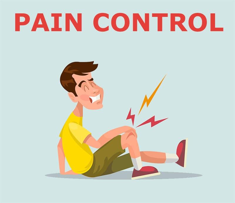 Society Story: Pain control
