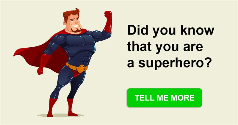 Society Story: We all are superheroes - 5 astonishing super powers of your body