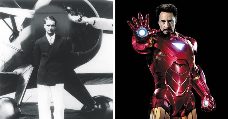 Movies & TV Story: #7 Tony Stark