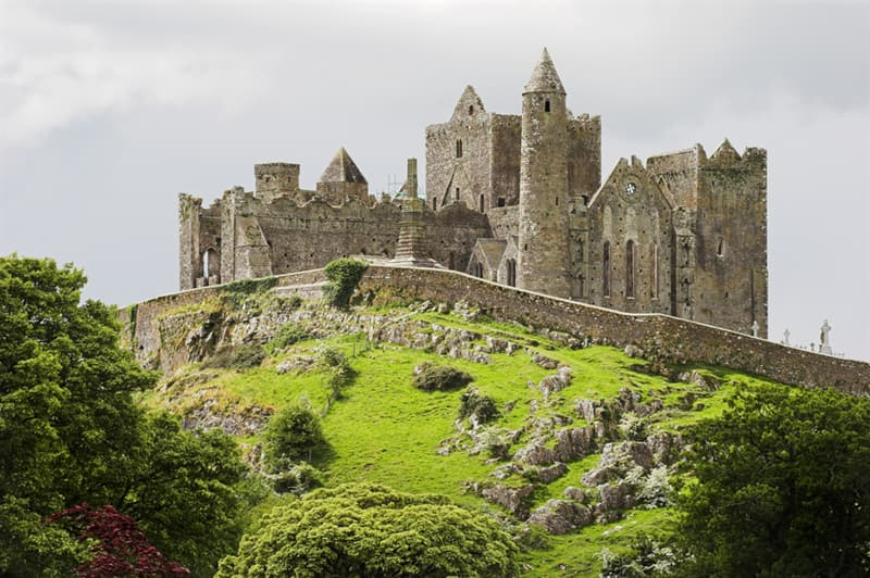 Geography Story: #13 Rock of Cashel, Ireland