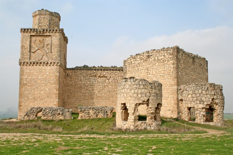 Geography Story: #4 Barcience Castle, Spain