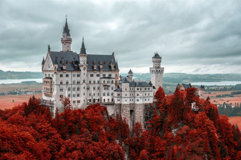 Geography Story: #5 Neuschwanstein Castle, Germany