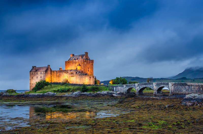 Geography Story: #7 Eilean Donan Castle, Scotland