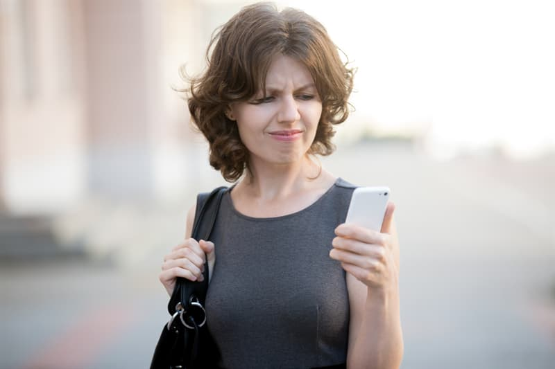 Society Story: #1 A phone call deprives of freedom of choice
