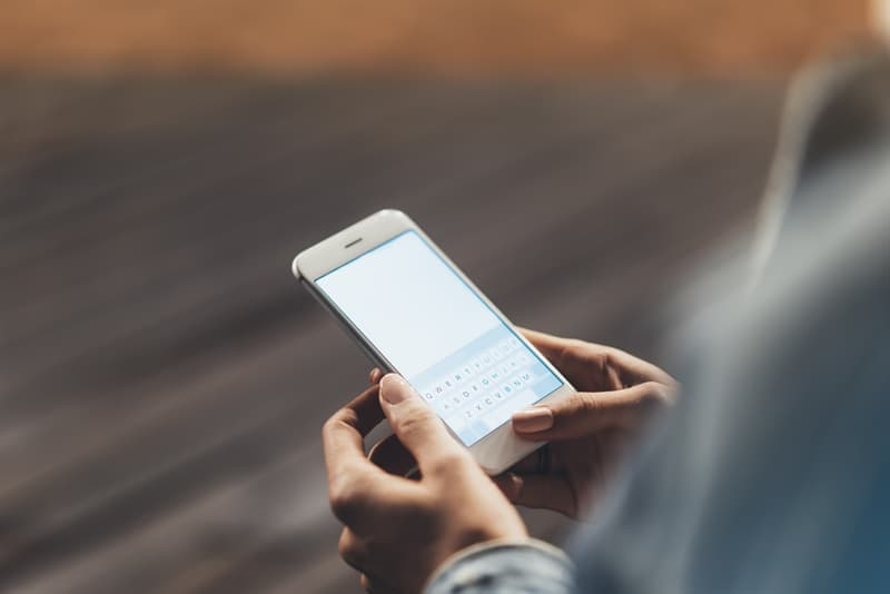 Society Story: #4 Text is the choice of introverts