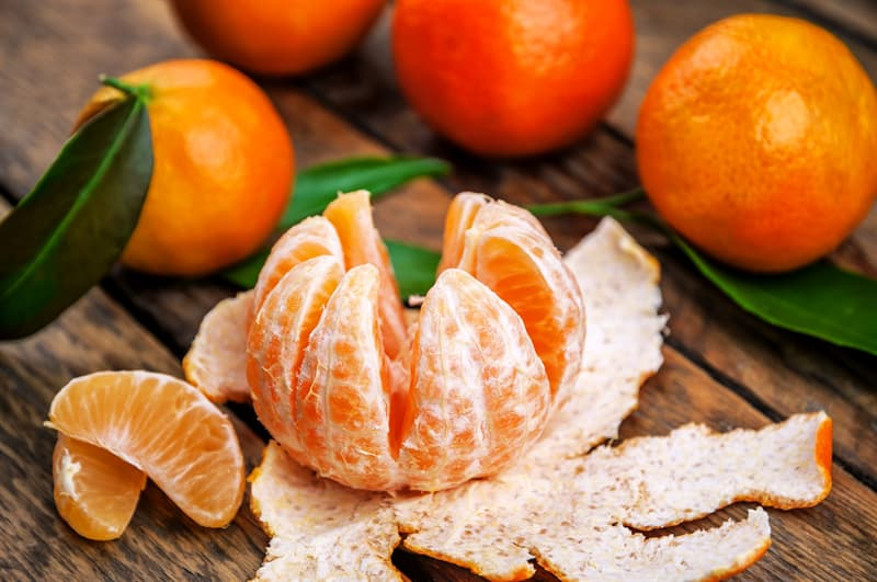 funny Story: #4 Tangerines slow down the aging process