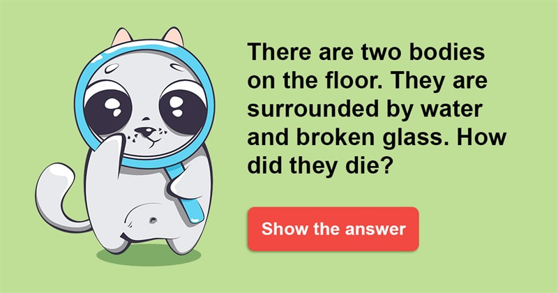 IQ Story: 85% of adults will find these 10 kids' riddles surprisingly hard