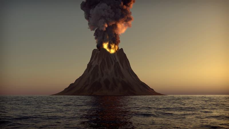 Geografía Historia: ¿Existen volcanes que estén conectados?
