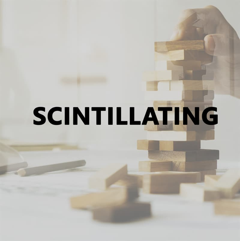 Culture Story: Scintillating