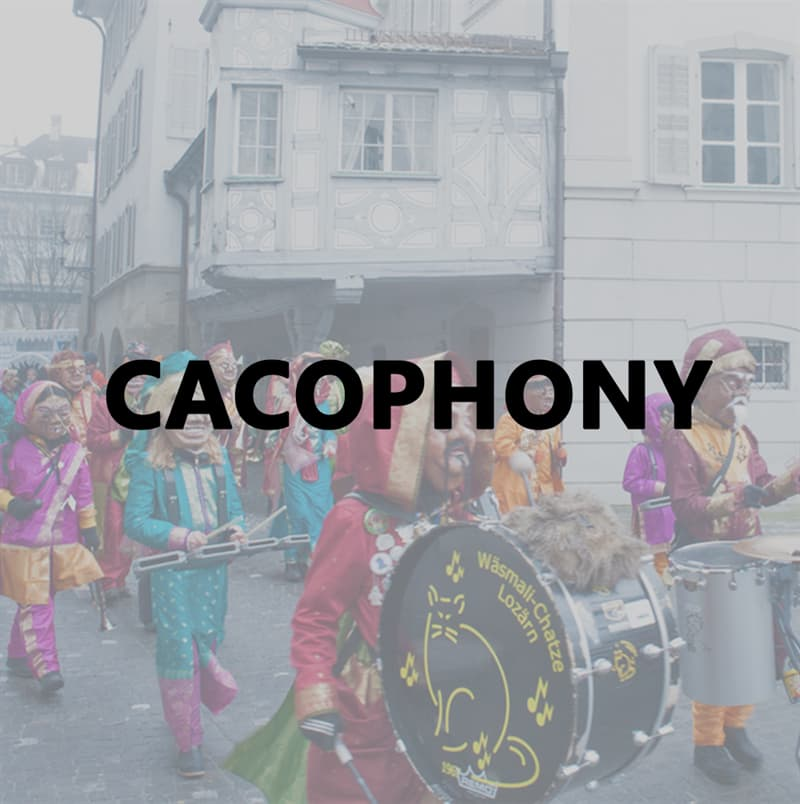Culture Story: Cacophony
