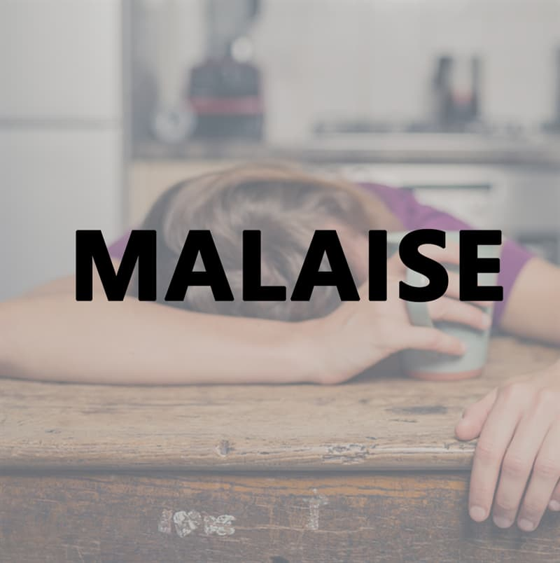 Culture Story: Malaise