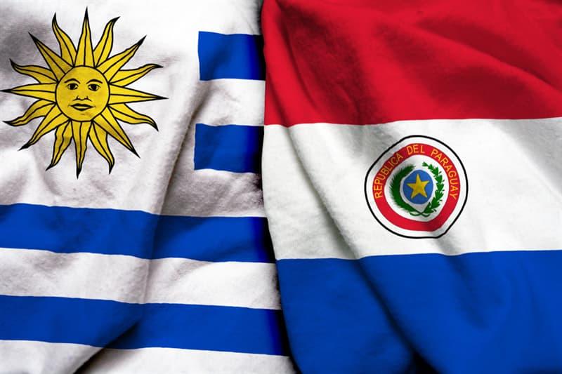"""Geografía Historia: ¿Por qué Paraguay y Uruguay terminan en """"guay""""?"""