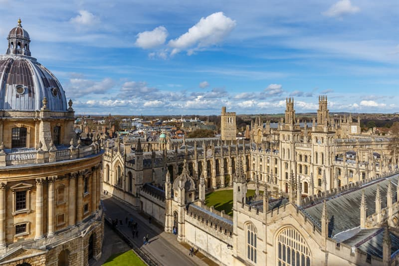 Geography Story: #9 Oxford University and the Aztec civilization