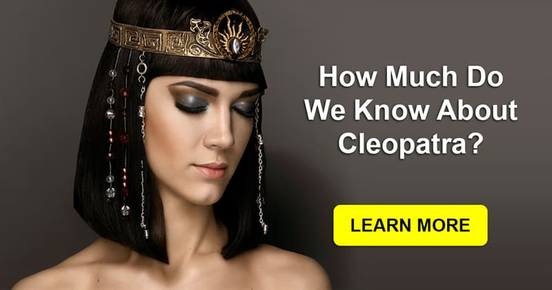 History Story: Did Cleopatra really offer men a night with her at the cost of their lives?