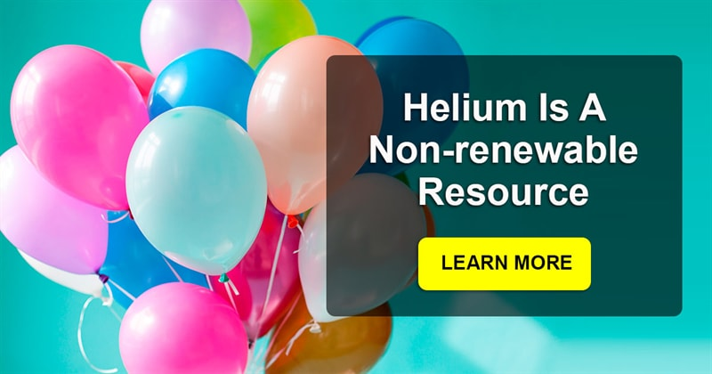 Science Story: Are we really running out of helium?