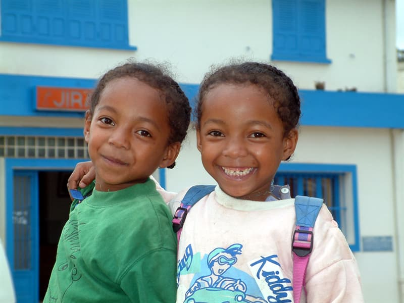 Geography Story: #7 There are ethnic groups that believe newly born twins bring bad luck