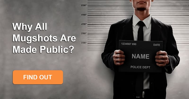 Society Story: Why are mugshots made public before the suspect is convicted by the court?