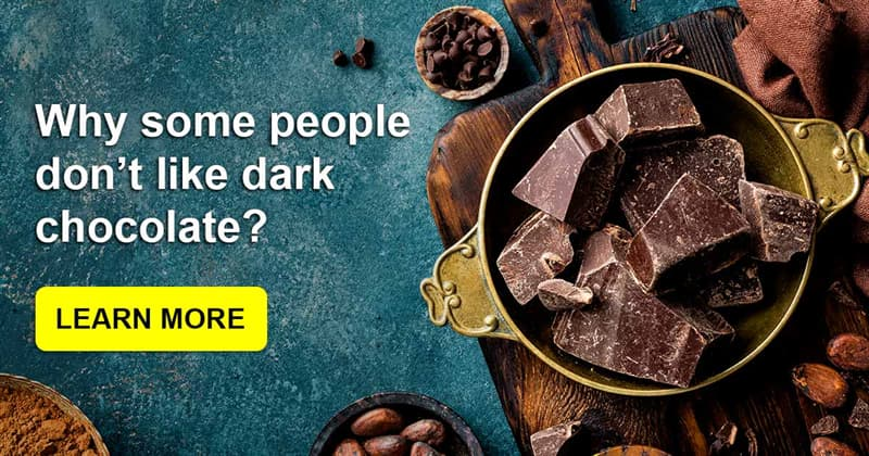 Science Story: Why does dark chocolate taste so nasty to some people?