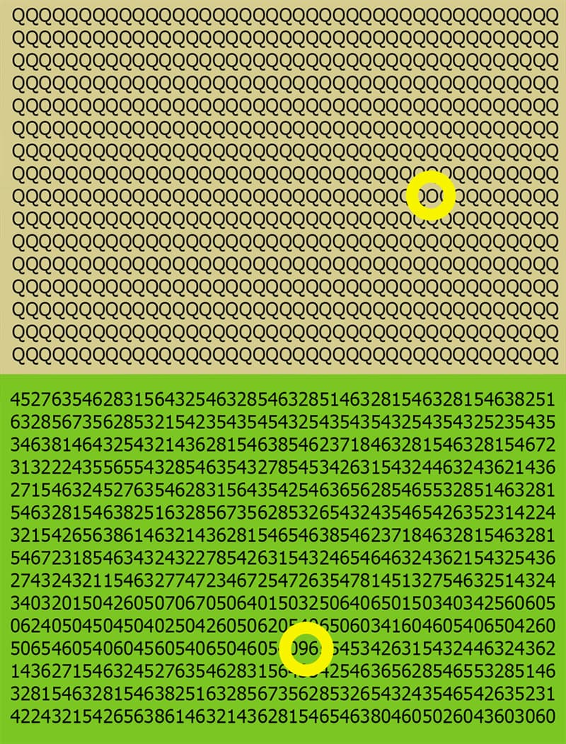 Science Story: An O and a 9: