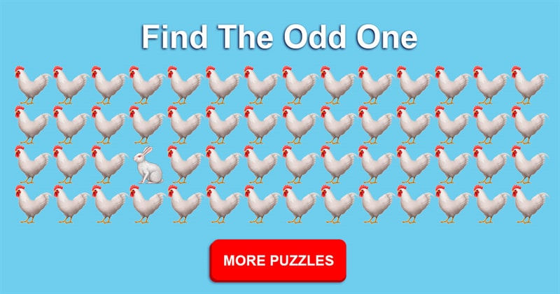 Science Story: Find the hidden objects in these pictures to see how sharp your vision is