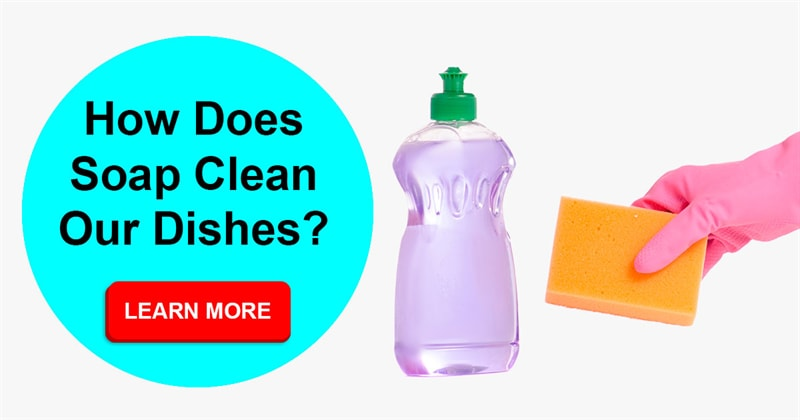 Science Story: How does soap work as a cleaning agent?