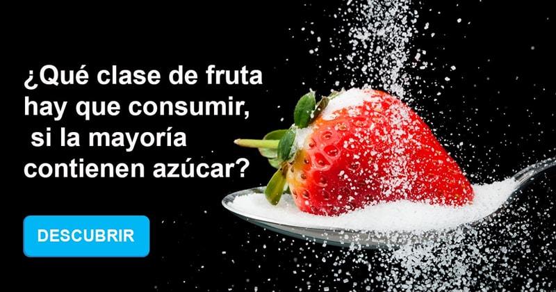 Salud Historia: ¿Qué clase de fruta hay que consumir, si la mayoría contienen azúcar?