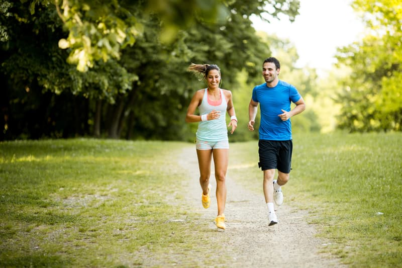 Science Story: #1 Running is useful
