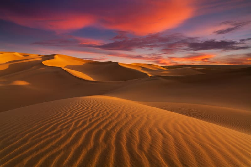 Science Story: #4 The largest desert is Sahara