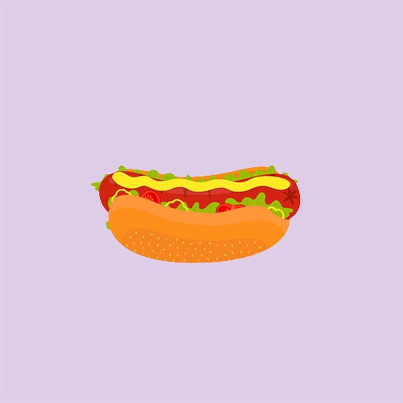 Society Story: #5 Hot dog: adventurous, brave, energetic