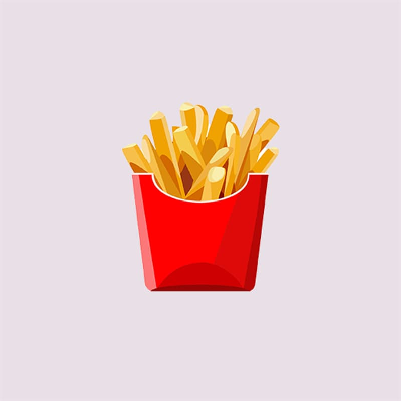 Society Story: #9 French fries: people-focused, principled, relying on intuition