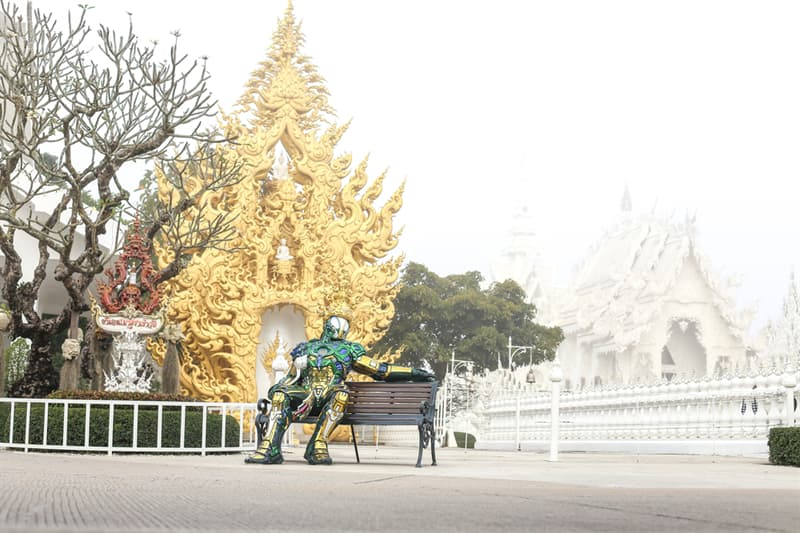 Culture Story: Wat Rong Khun: Heaven and Hell on Earth #7