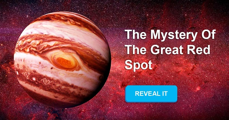 Science Story: Why is the great red spot so permanent on Jupiter?