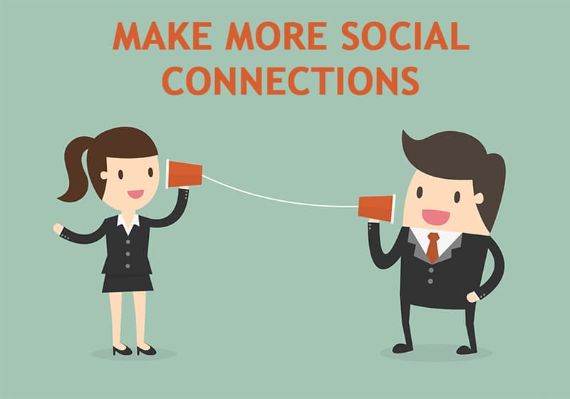 Science Story: Make more social connections