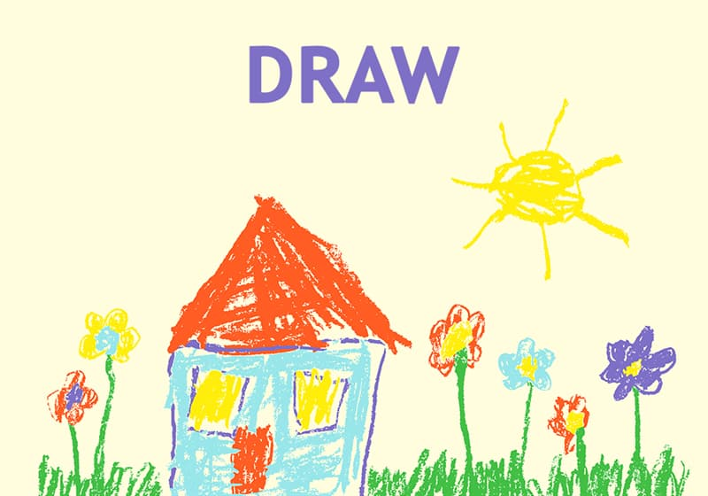 Science Story: Draw