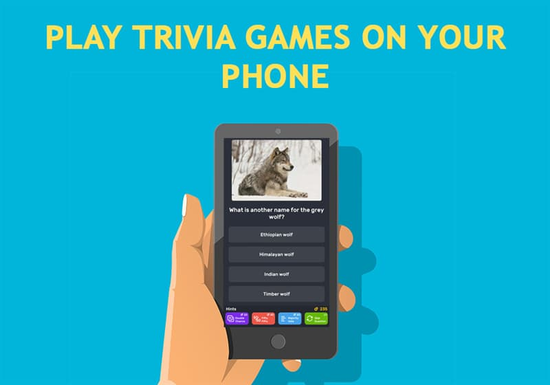 Science Story: Play trivia games on your phone
