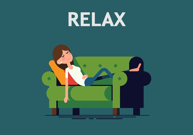 Science Story: Relax