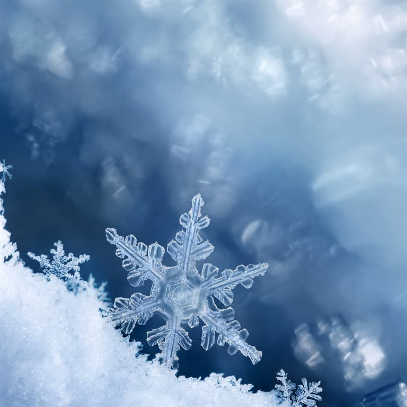 Science Story: #2 Why is snow crunchy?